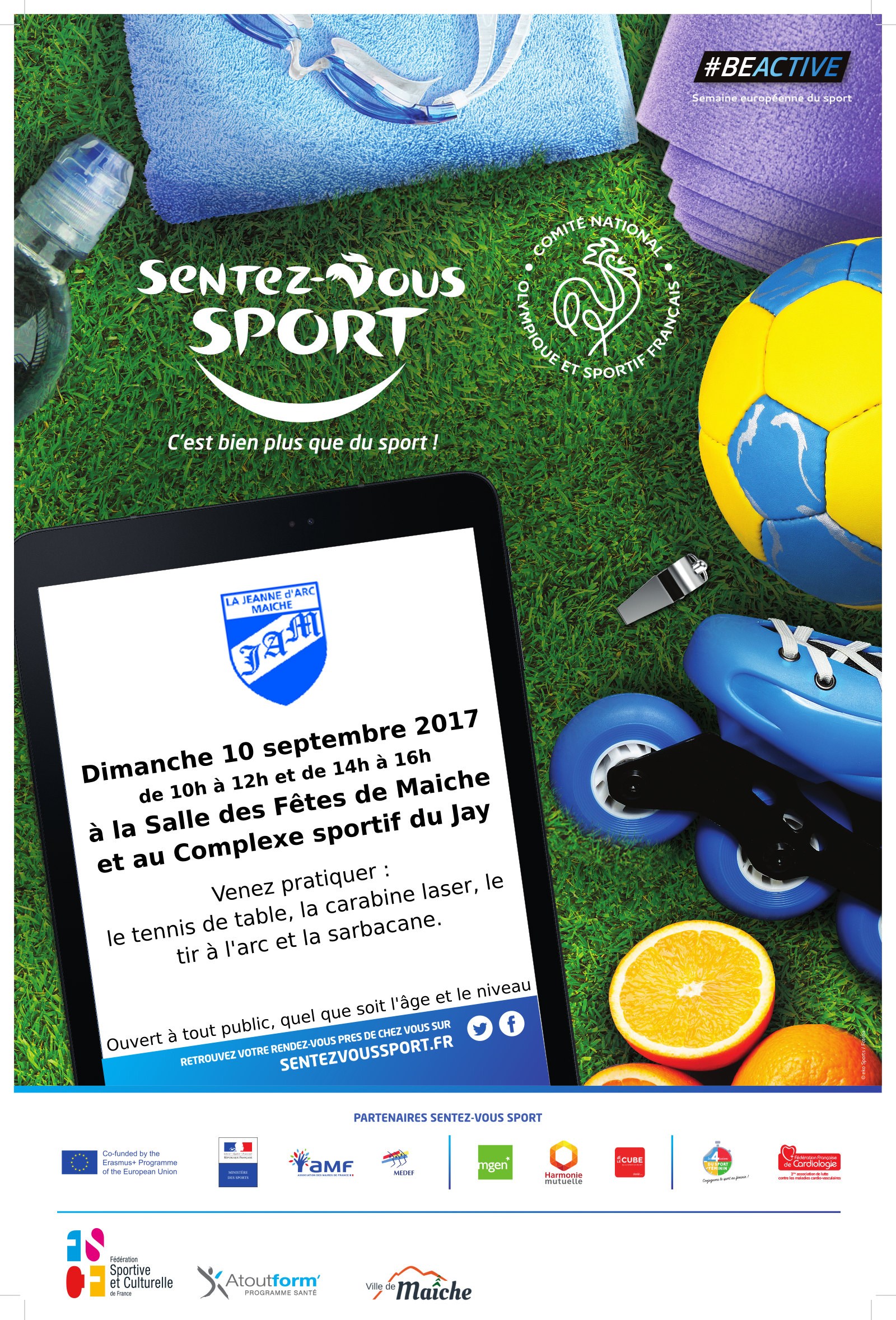 Affiches SVS